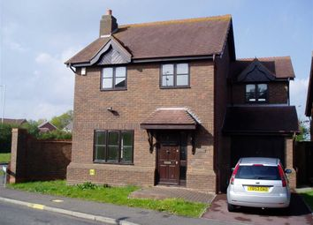 Thumbnail 4 bed detached house to rent in Sutherland Place, Wickford, Essex
