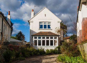 Thumbnail 4 bed detached house for sale in Alverton Avenue, Poole Park, Poole