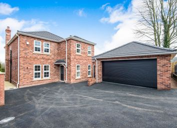 Thumbnail 5 bed detached house for sale in Sparken Hill Cottages, Sparken Hill, Worksop