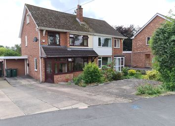 Thumbnail 3 bed semi-detached house for sale in Lower Eastern Green Lane, Coventry