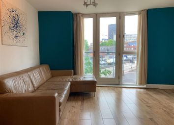 Thumbnail 2 bed flat to rent in Lee Bank Middleway, Edgbaston, Birmingham