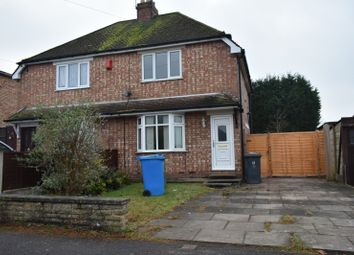 Thumbnail 2 bed property to rent in Alexander Road, Codsall, Wolverhampton