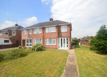 Thumbnail 3 bed semi-detached house to rent in Hykeham Road, Lincoln
