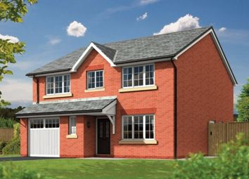 Thumbnail 4 bed detached house for sale in Sandy Lane, Higher Bartle, Preston