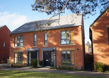 Thumbnail 3 bed semi-detached house for sale in Sidney Martin Road, Bordon