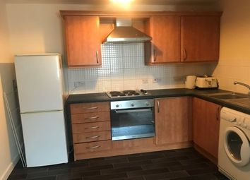 Thumbnail 2 bed flat to rent in Orchard Street, Warrington