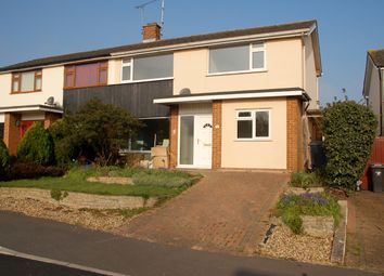 Thumbnail 4 bed semi-detached house to rent in Chelmer Drive, Dunmow
