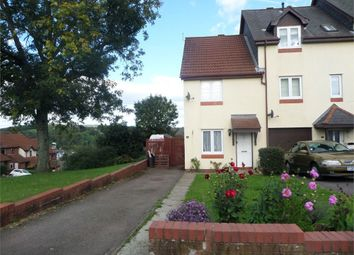 Thumbnail 2 bed end terrace house to rent in River View, Chepstow