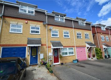 Thumbnail 4 bed terraced house for sale in Hamond Close, South Croydon