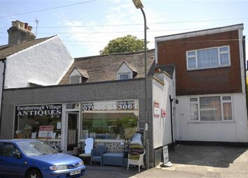 Thumbnail Studio for sale in High Street, Farnborough, London