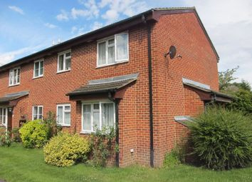 Thumbnail 1 bed end terrace house to rent in Sycamore Walk, Englefield Green, Egham