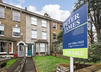 Thumbnail 4 bed terraced house for sale in Upper Brockley Road, London
