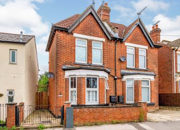 Thumbnail Semi-detached house for sale in Grove Road, Shirley, Southampton