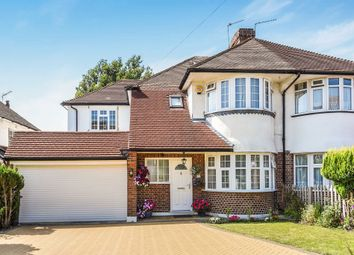 Thumbnail 4 bedroom semi-detached house for sale in Christian Fields, London