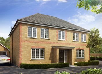 "Thumbnail 5 bed detached house for sale in ""The Portland"" at Thame Park Road, Thame"