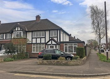 Thumbnail 3 bedroom semi-detached house for sale in Culvers Avenue, Carshalton, Surrey