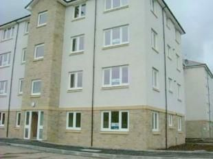 Thumbnail 2 bed flat to rent in Broomhill Court, Stirling