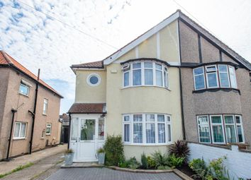 Thumbnail Semi-detached house for sale in Bradford Close, Bromley