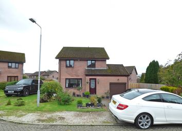 Thumbnail 4 bed detached house for sale in Primrose Crescent, Inverkip