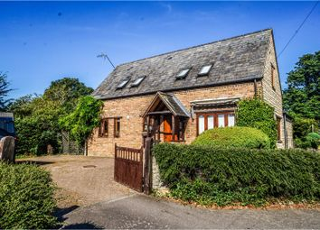 Thumbnail 3 bed detached house for sale in The Chestnuts, Castlethorpe