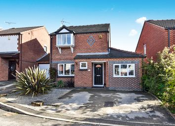 Thumbnail 3 bed detached house for sale in Beauchief Gardens, Somercotes, Alfreton