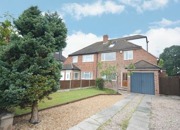 4 bed semi-detached house for sale in Maxstoke Croft, Shirley, Solihull B90