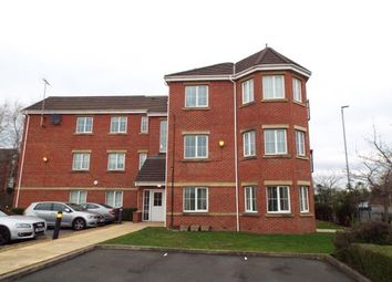 Thumbnail 2 bed flat for sale in Hampton Court, Wilmslow Road, Wilmslow, Cheshire