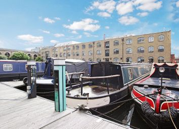 Thumbnail 1 bed houseboat for sale in Ice Wharf Marina, Kings Cross