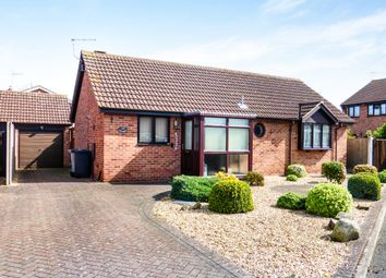 Thumbnail 3 bed detached bungalow for sale in Fell Croft, Farndon, Newark