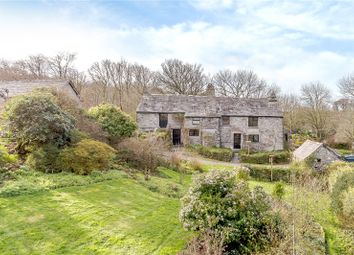 Thumbnail 4 bed detached house for sale in Lesnewth, Boscastle, Cornwall