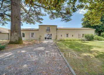 Thumbnail 8 bed property for sale in Saint-Estèphe, 33180, France