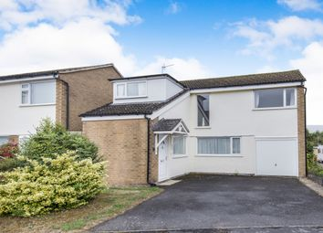 Thumbnail 4 bed detached house for sale in Beechfield Close, Great Glen, Leicester