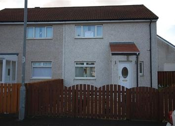 Thumbnail 2 bed semi-detached house for sale in George Street, Stevenston