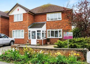 Thumbnail 3 bed detached house for sale in Seaville Drive, Pevensey Bay, Pevensey