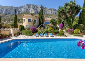 Thumbnail 3 bed villa for sale in Spain, Costa Blanca, Dénia, Val6455