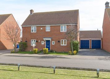 Thumbnail 4 bed detached house to rent in Maylam Gardens, Sittingbourne