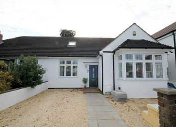 Thumbnail 4 bed semi-detached bungalow for sale in Wesley Avenue, Hanham, Bristol