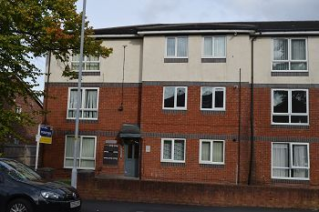 Thumbnail 2 bed flat to rent in Lawrence Court, 15 Highfield Road South, Rock Ferry, Wirral