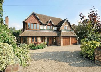 Thumbnail 5 bed detached house for sale in The Ridgeway, Radlett, Hertfordshire