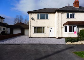 Thumbnail 4 bed semi-detached house for sale in The Boulevard, Great Sutton, Ellesmere Port