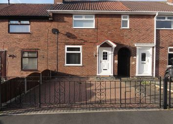 Thumbnail 2 bedroom terraced house to rent in Roscoe Crescent, Weston Point, Runcorn
