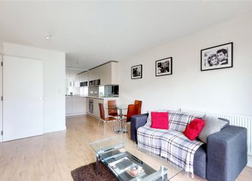 Thumbnail 2 bed flat to rent in Hudson Building, London