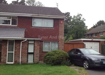 Thumbnail 2 bed semi-detached house to rent in Walnut Avenue, Walton, Liverpool