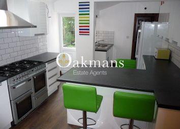 Thumbnail 6 bedroom terraced house to rent in Hubert Road, Birmingham, West Midlands.