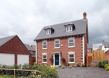 Thumbnail 5 bed detached house for sale in The Oxford, Off Dukes Meadow Drive, Banbury Oxfordshire