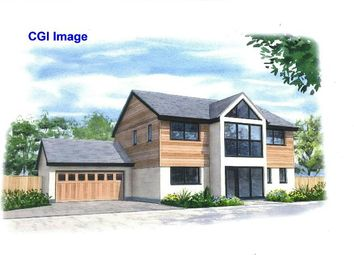 Thumbnail 4 bedroom detached house for sale in Crescent Road, Colwall, Malvern