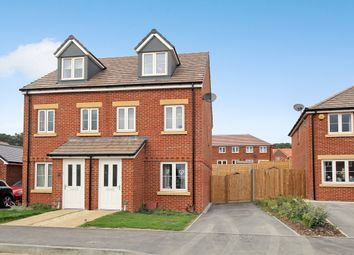 Thumbnail 3 bedroom semi-detached house to rent in Bello Abbey Way, Alton