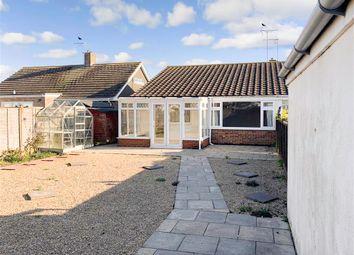 Thumbnail 2 bed semi-detached bungalow for sale in Saxon Close, East Preston, West Sussex