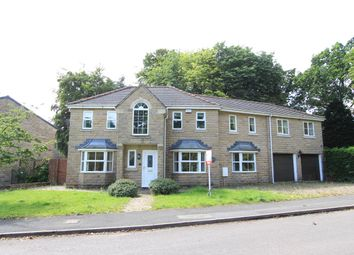 Thumbnail 5 bed detached house for sale in Oakfield Avenue, Chesterfield