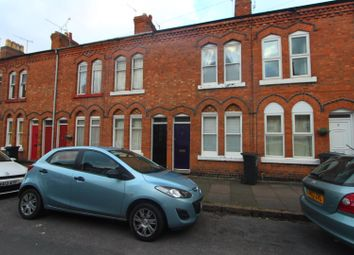 Thumbnail 2 bed terraced house to rent in Edward Road, Leicester